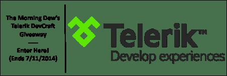 Telerik-Giveaway