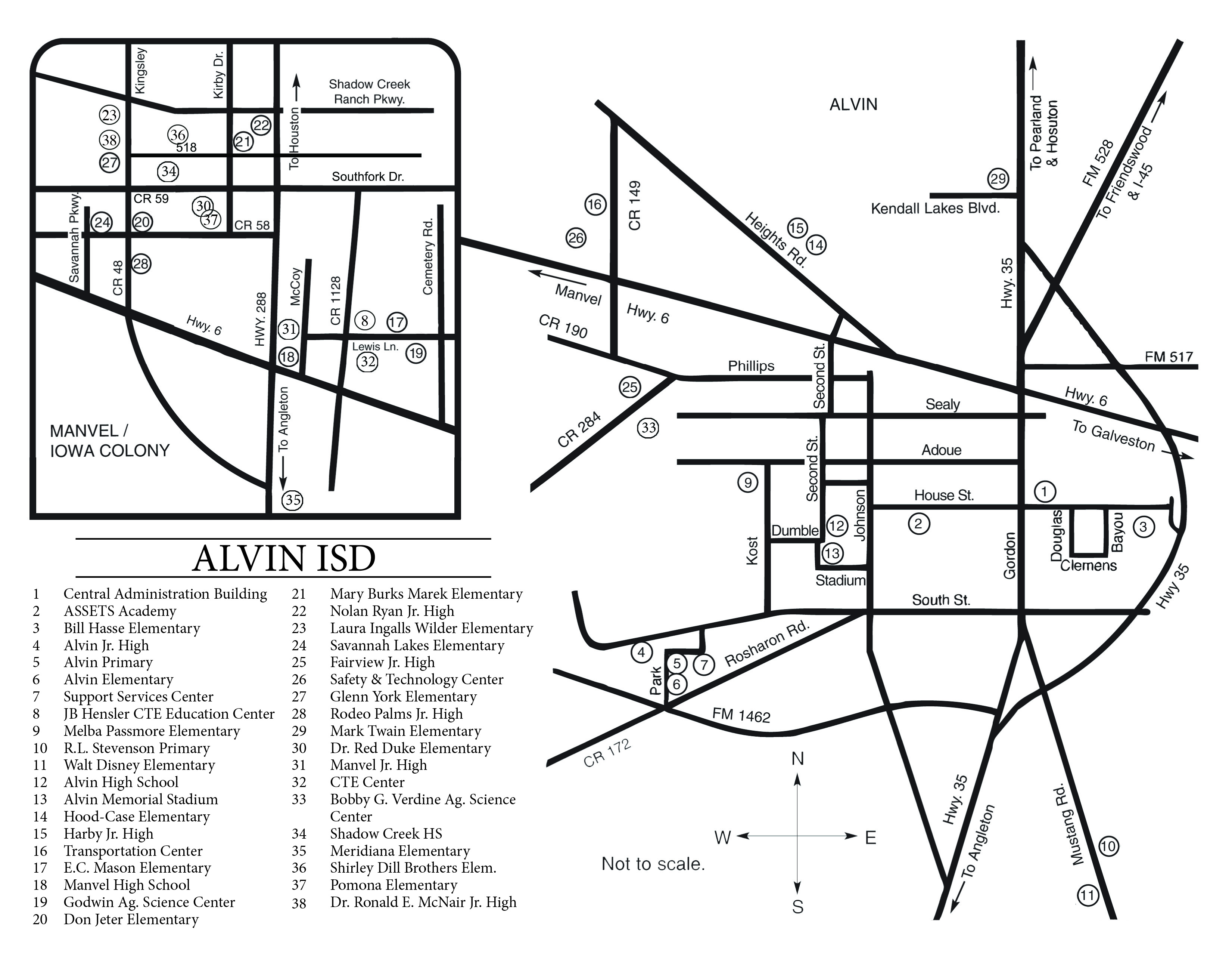 Transportation / Campus Attendance Zone Maps