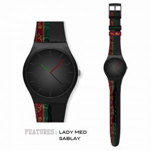 Swatch watch 1