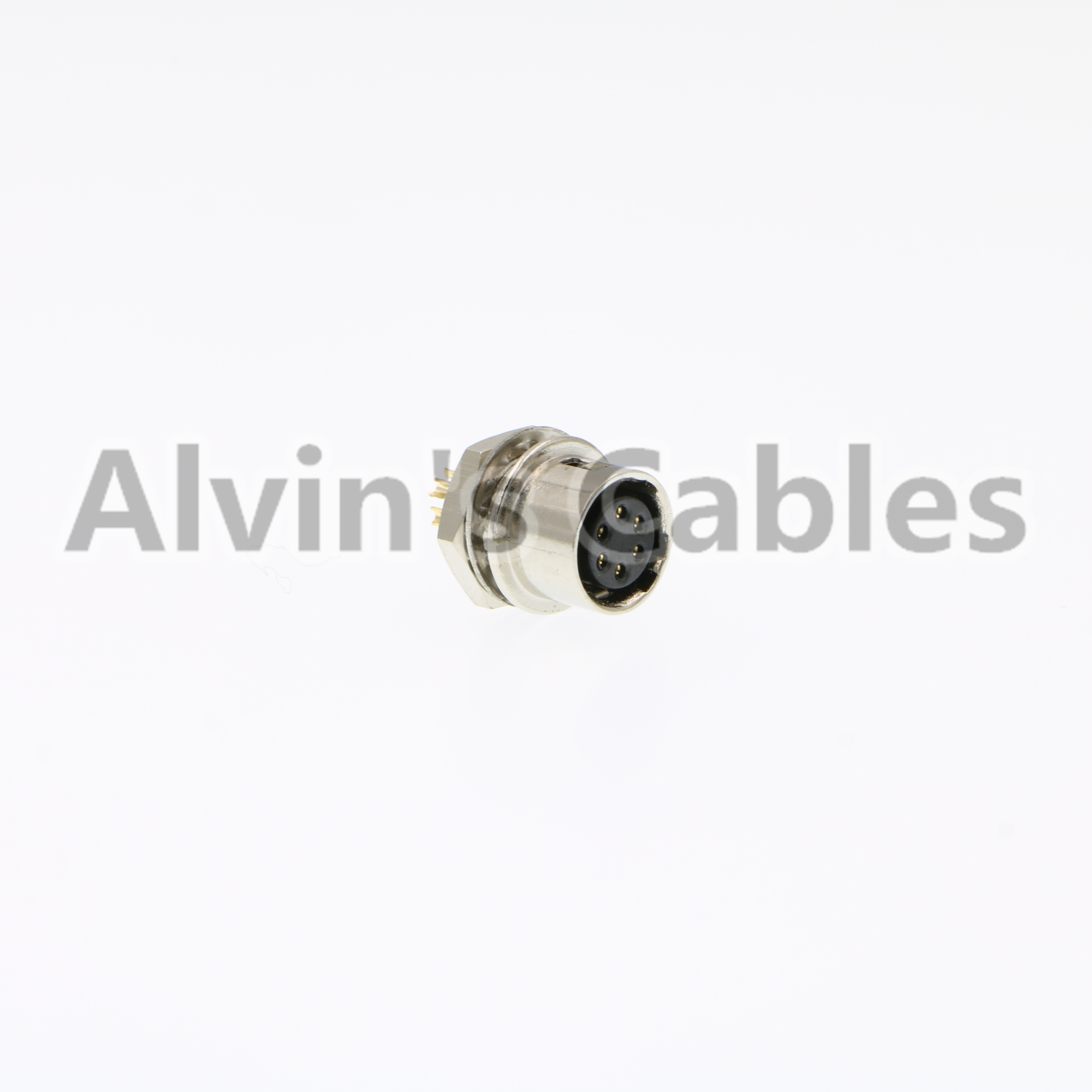 Hr10a 7r 6s Hirose 6pin Female Compatible Connector