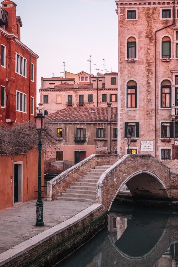 shop prints venice pink pastel landscape photography