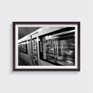 berlin metro black and white fine art prints acquisto stampe fotografiche fotografia d'autore