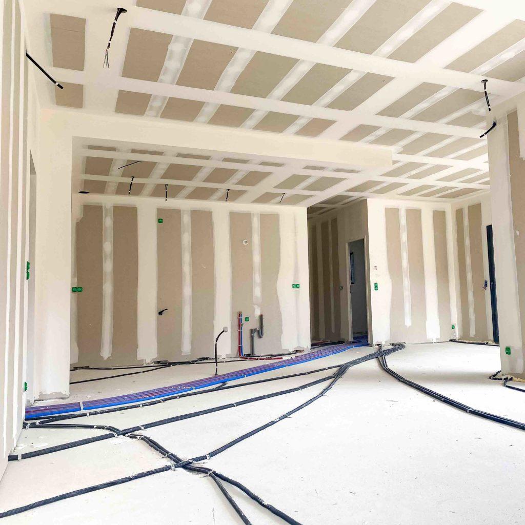 ALVITPLAQUISTE-Chantier-Villelongue-de-la-Salanque-Maison-Architecte-Villa-Placo-Joints-Jointeur-6