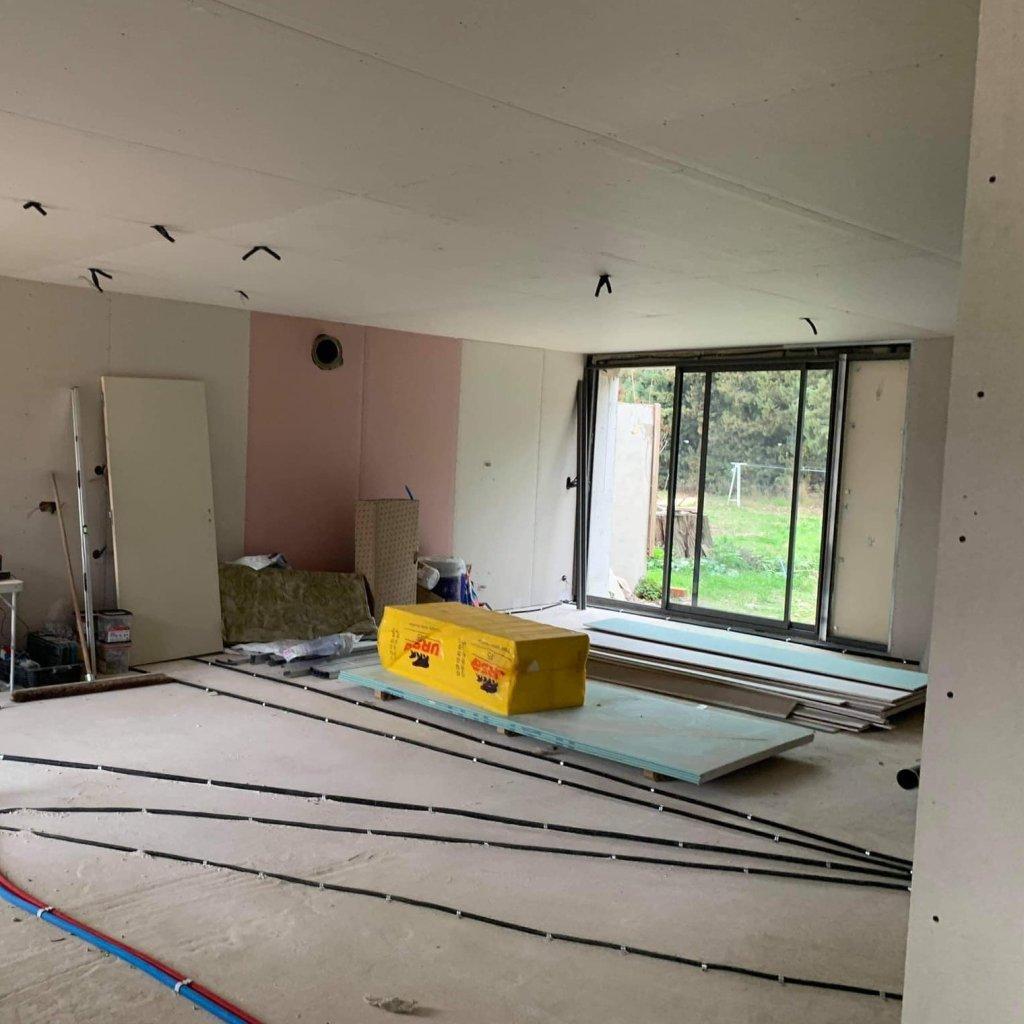 ALVITPLAQUISTE-Chantier-Renovation-complete-Mas-Chabry-Placo-Joints-Jointeur-10