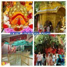 चिन्तपूर्णी देवी मंदिर ऊना हिमाचल प्रदेश – चिन्तपूर्णी माता की कहानी