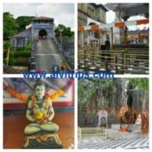 वज्रेश्वरी देवी मंदिर के सुंदर दृश्य