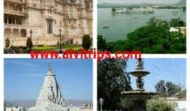 उदयपुर दर्शनीय स्थल – उदयपुर के टॉप 15 पर्यटन स्थल