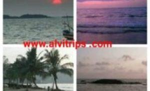 Karnataka beach tourism infomation in hindi