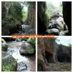 रामलिंग गुफा मंदिर के सुंदर दृश्य कोहलापुर पर्यटन