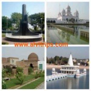 जींद पर्यटन स्थलों के सुंदर दृश्य