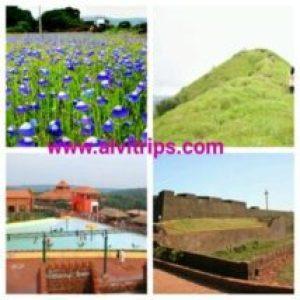 कण्णूर पर्यटन स्थलों के सुंदर दृश्य