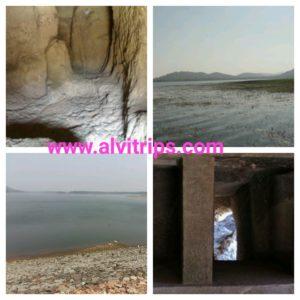 गोंदिया पर्यटन स्थलों के सुंदर दृश्य