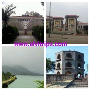 अहमदनगर जिले के पर्यटन स्थलों के सुंदर दृश्य