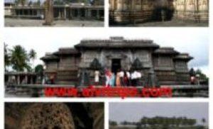 बेलूर कर्नाटक राज्य में स्थित मंदिरों का शहर और पर्यटन स्थल