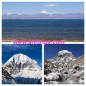कैलाश मानसरोवर के सुंदर दृश्य