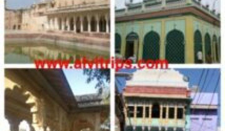 नागौर के ऐतिहासिक स्थल – नागौर का मौसम, तापमान