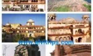 झालावाड़ के ऐतिहासिक स्थल – झालावाड़ के टॉप 12 दर्शनीय स्थल