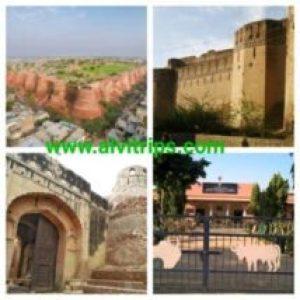 हनुमानगढ़ पर्यटन स्थलों के सुंदर दृश्य