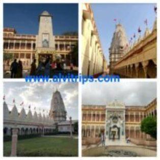 रानी सती मंदिर झुंझुनूं के सुंदर दृश्य