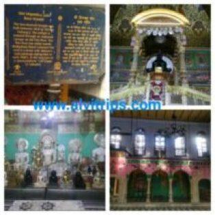 श्री दिगंबर जैन बड़ा मंदिर कूंचा सेठ दरीबा कलां