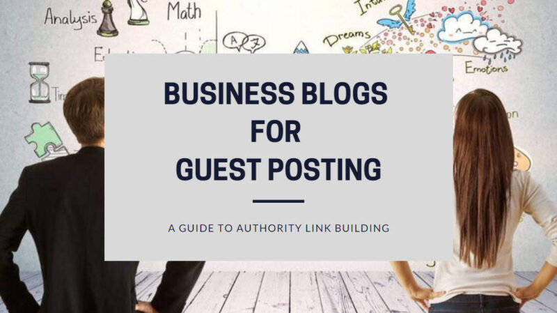 Business Guest Posts (Sponsored)