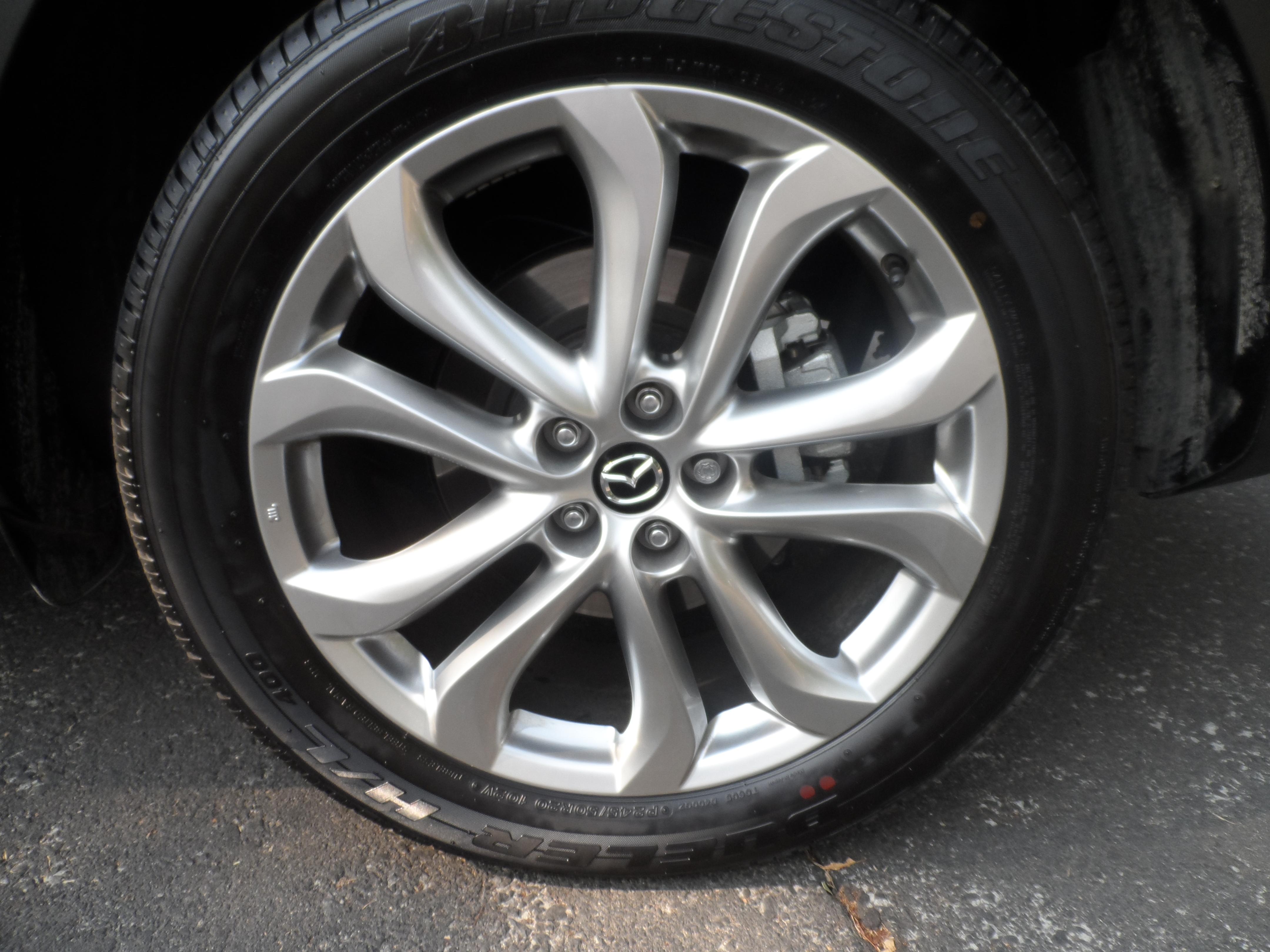 Foro del Mazda CX9 2013 Prctico zoomzoom al que te