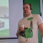 Johan Lagrelius, projektledare för BioFuel Region.