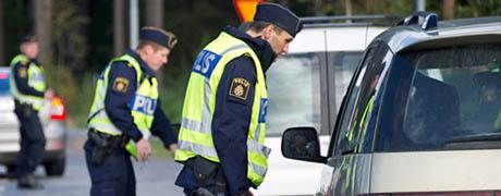 Poliskontroll