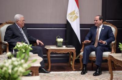 تفاصيل لقاء بارد بين عباس والسيسي وماذا طلبت المخابرات المصرية؟