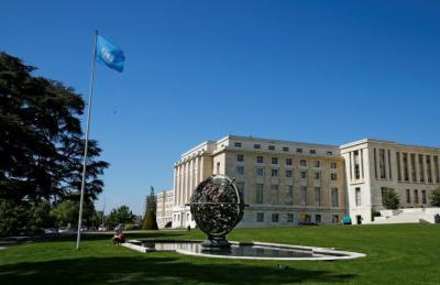 """""""لم يدرك الميكروفون مفتوح"""".. مترجم بالأمم المتحدة يستغرب كثرة الإدانة لإسرائيل"""
