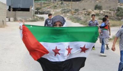استشهاد 5 لاجئين فلسطينيين بسوريا