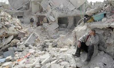 مصر وروسيا وإيران يعدون مبادرة لوقف النزيف البشري بسوريا