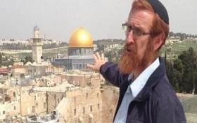 غليك يقتحم المسجد الاقصى