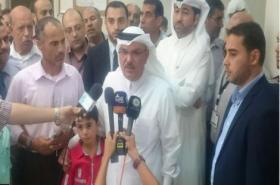 قناة عبرية : ليبرمان اجتمع بالسفير القطري سرا في قبرص