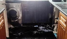 حتى الغسالات: 22 بلاغ عن انفجار غسالات سامسونج!