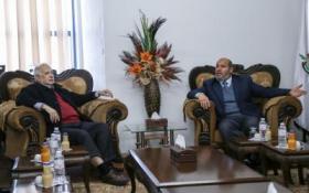 خلال لقاءها بلجنة الانتخابات.. مطالب حماس الثلاثة قبل أي انتخابات جديدة
