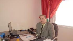 رئيس تجمع الشخصيات الفلسطينية المستقلة ياسر الوادية
