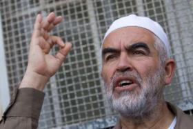 إصدار قرار نهائي بشأن طلب الإفراج عن الشيخ رائد صلاح الخميس