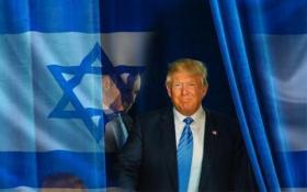 دونالد ترامب واسرائيل