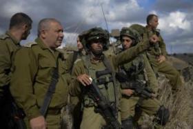 """أيزنكوت: """"قمنا بصد محاولات لأسر جنود وتسلل على حدود غزة"""""""