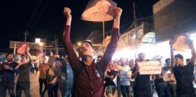 كردستان العراق.. فوضى وإحراق مقار حزبية عقب استقالة بارزاني