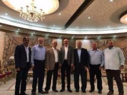 لقاء بين قيادة حماس وتيار دحلان في القاهرة