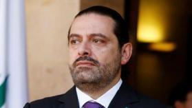 الحريري يلوح باستقالة الحكومة اللبنانية