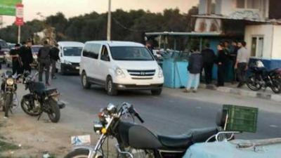 الداخلية توضح ما جرى على حاجز للشرطة وسط قطاع غزة