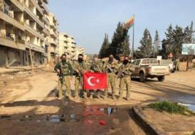 تركيا تعلن السيطرة على مركز عفرين السورية