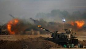 الاحتلال يطلق النار على عدة أهداف شرق قطاع غزة