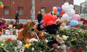 بوتين: الإهمال الجنائي سبب حريق قتل العشرات في مركز تجاري