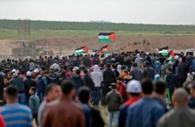 الفصائل بغزة: المحطة المقبلة لمسيرة العودة بذكرى النكسة