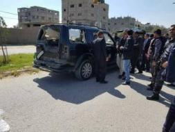 انفجار يستهدف موكب رئيس الوزراء في غزة