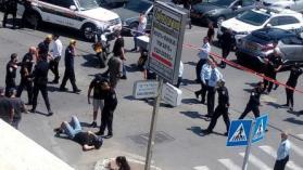 الاحتلال يطلق النار على شاب بإدعاء محاولة طعن بالقدس